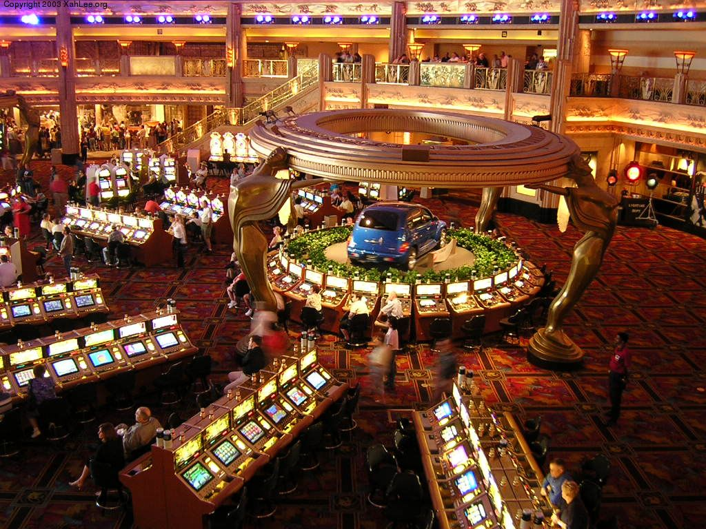Economic Benefits Of Casinos
