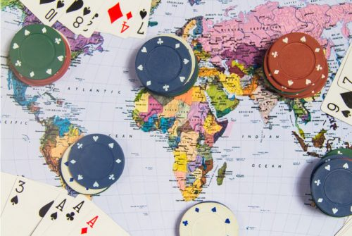 Countries That Gamble the Most